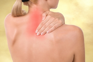 Aromatherapy for shoulder and neck pain