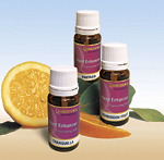 Ready-blended essential oils for rfor mood enhancing