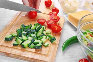Eat a balanced diet!