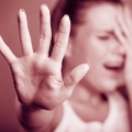 Essential oils can help calm a panic attack . . .