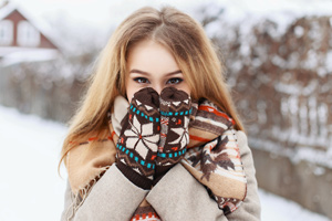 Natural Winter Skincare Protection