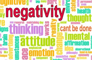 Essential oils can help to clear negative thinking