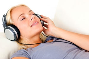 Sound has the power to beat stress