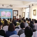 Lectures held at the Healing Elements Centre in Guangzhou, China