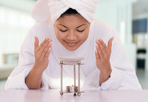 Smelling essential oils affects your moods