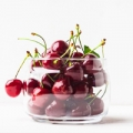 Combat stress with delicious cherries